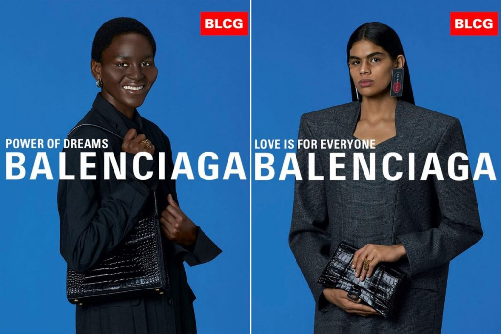 Twitter reacts to Balenciaga's bizarre fake news broadcast