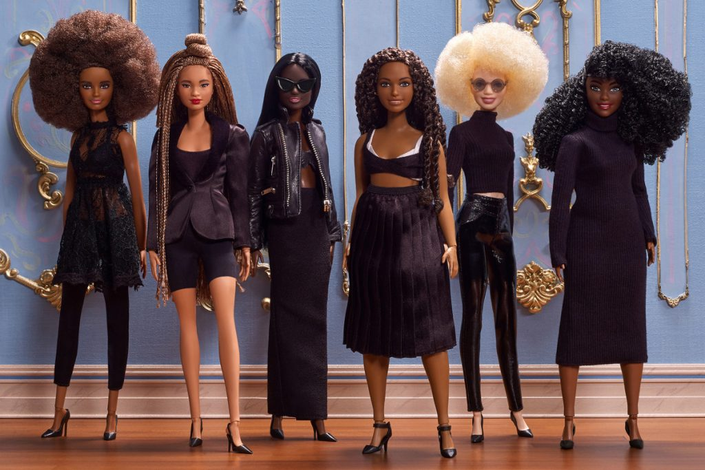 'Queen & Slim' designer styled Black History Month Barbies