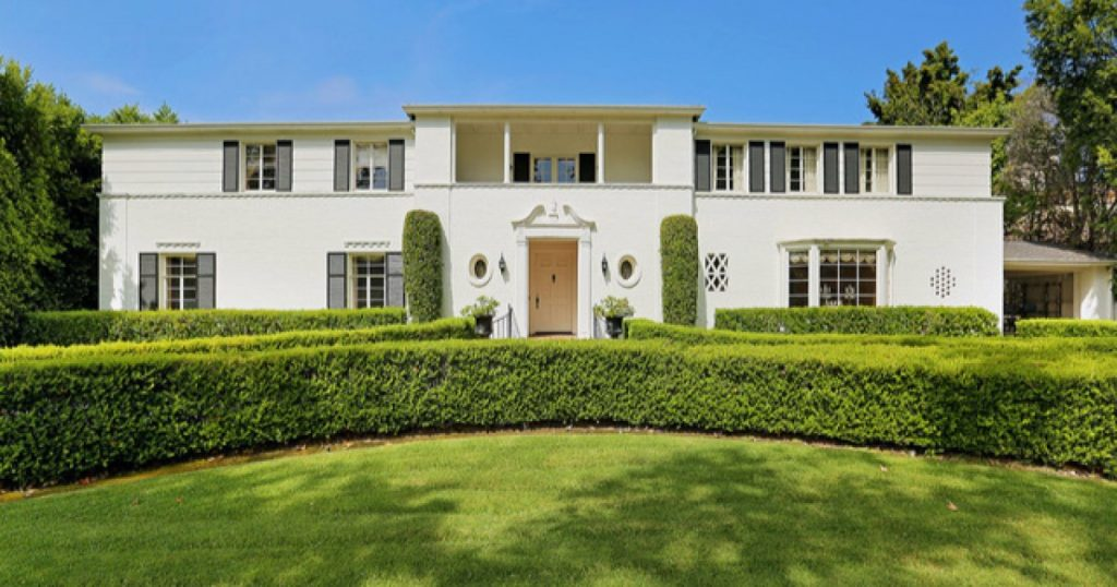 Ronald Reagan and Jane Wyman's former Westside estate sells for $6.7 million